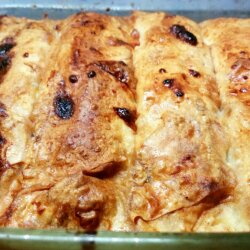 Long Filo Pastries with Cottage Cheese