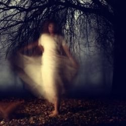 Sinister Female Ghosts