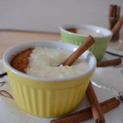 Dietary and Healthy Rice Pudding
