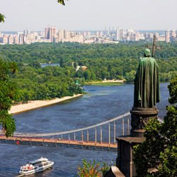 Churches, Cathedrals and Temples - Dnieper River