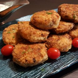 Homemade Potato Patties
