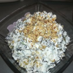 Homemade Snow White Salad