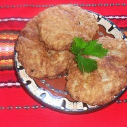 Mom`s Homemade Mince Schnitzels