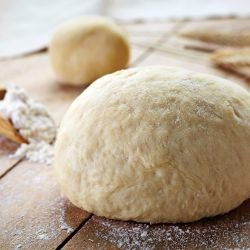 Dough for Pizzas, Mekitsi, Loaves, Scones, Pitas
