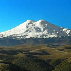 Seattle Washington - Mount Elbrus