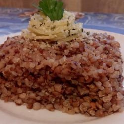Buckwheat with Quinoa