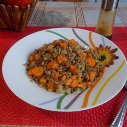 Buckwheat with Curry