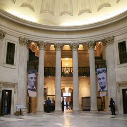 Bucharest Romania - Federal Hall National Memorial