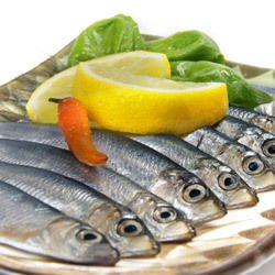 Marinated European Anchovies