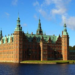 City of Seattle - Frederiksborg Castle
