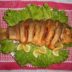 Tasty Fried Carp