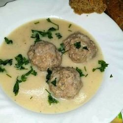 Fricassee with Meatballs