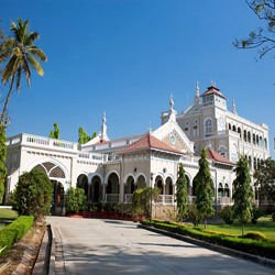 Ghandhi Memorial -  Aga Khan Palace - Ghandhi Memorial