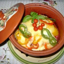 Vegetarian Clay Pot Dish