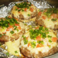 Minced Meat Nests with Delicious Stuffing