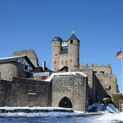 - Greifenstein Castle in Germany