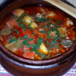 Aromatic Clay Pot Dish with Pork Meat