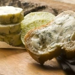 Aromatic Sandwich with Parsley and Butter