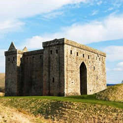 Banff National Park - Hermitage Castle