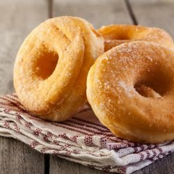 Oven-Baked Donuts