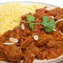 Lamb with Cardamom (Elaichi Gosht)