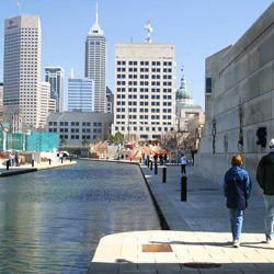 Historical Sites - Indianapolis