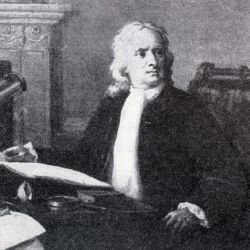 Notes Containing Newton's Unpublished Theory Found by Accident