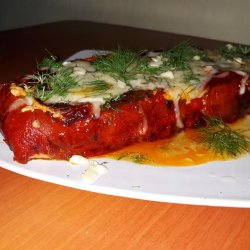 Italian Terrine with Roasted Peppers