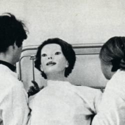 The Woman with the Plastic Face - Real or an Urban Legend?