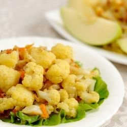 Cauliflowers - the Most Delicious Pickled Vegetables