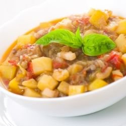 Village-Style Pepper Stew