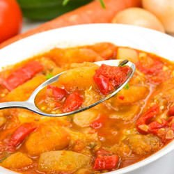 Cheap Potato Stew