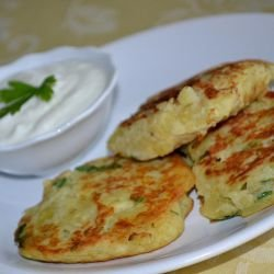 Large Potato Pancake