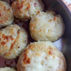 Картофени кюфтета с плънка от кайма