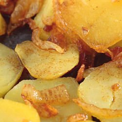 Potatoes with Lemon