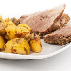 Roasted Pork Fillet