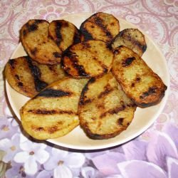 Grilled Fresh Potatoes