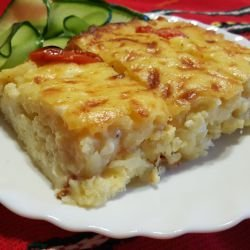 The Tastiest Oven-Baked Cheese