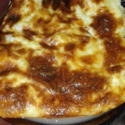 Cheese Baked in the Oven
