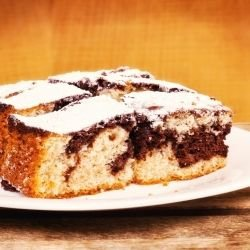 Brazilian Coffee Cake