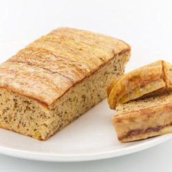 Lean Cake with Nuts and Jam