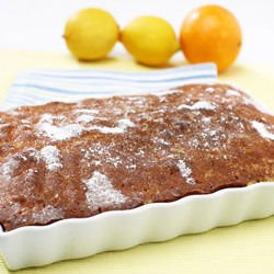 Lean Apple Cake