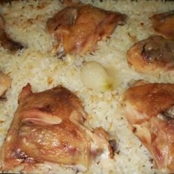 Homemade Chicken with Rice
