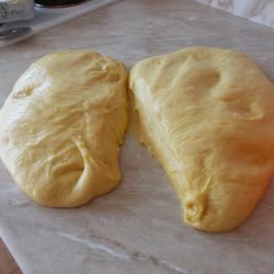 Plain Cozonac Dough