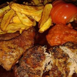 Juicy Oven-Roasted Pork Steaks