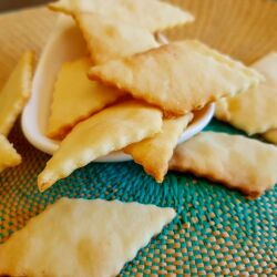 Rice Crackers for Kids
