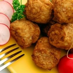 Bulgur Meatballs