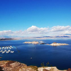 Most beautiful mountains  - Lake Mead