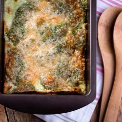 Casserole with Greens