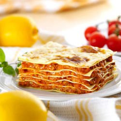 Lasagna with Mixed Mince